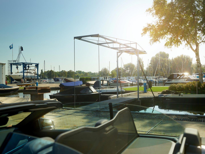 Jachthaven Stenhuis - Zomerstalling - Huur een ligplaats huren voor het hele zomerseizoen, of korter
